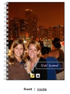 communication journal snapfish