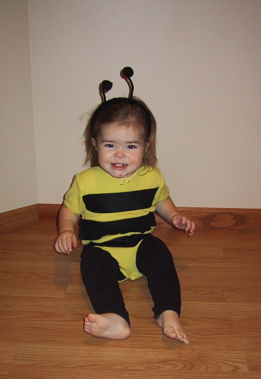 Homemade costume idea bumblebee mommysavers homemade costume idea bumblebee solutioingenieria Choice Image
